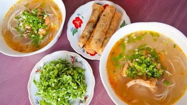 Cháo canh Quảng Bình
