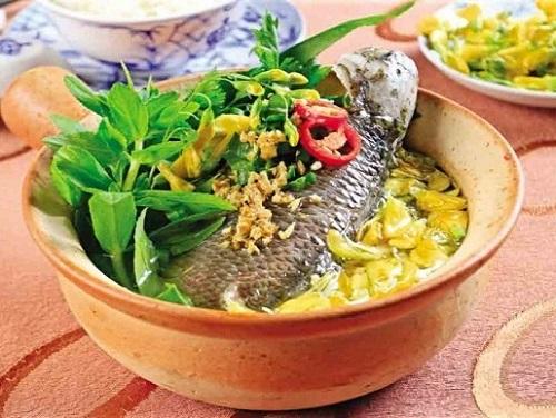 Đặc sản cá rô Thanh Hóa